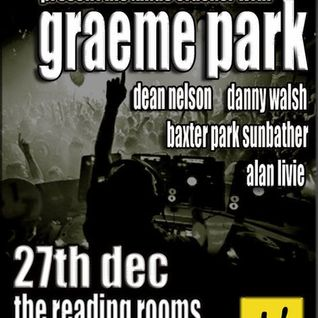 GBTOR Xmas Cracker with Graeme Park Dan's Set Dec 2010