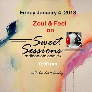 Sweet Sessions 014 Enero 4 de 2013