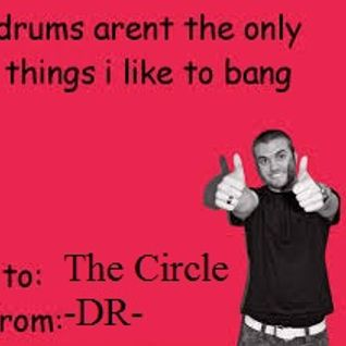 The Drum Circle - Serious Valentine's Sesh - LIVE! On DNBHeaven.com (2/14/15)