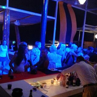 ElectRom (BKK/Thai) Russian night Mix @ Gecko Samui Bophut Hills Pool Party May 9, 2013.