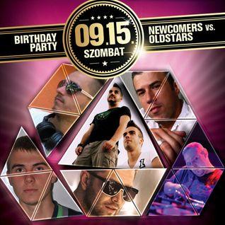 Adam Young Jr.  - Flört Birthday Party Live mix 2012