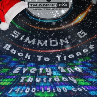Simmon G - Back To Trance 043 (Yearmix)