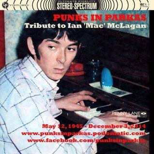 Punks in Parkas - December 4, 2014 - Tribute to Ian 'Mac' McLagan