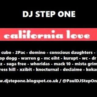 DJ Step One - California Love
