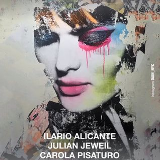 Julian Jeweil - live at Familia (Egg, London) - 05-Dec-2015