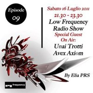 AVEX AXIOM @ LOW FREQUENCY RADIO SHOW PART 2 EPISODE 9 16_07_2011