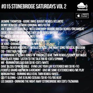 #015 StoneBridge Saturdays Vol 2