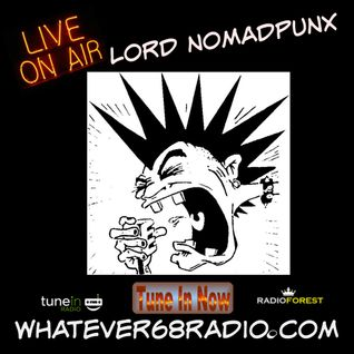 Lord NomadPunx Punk Rock Chaos Show live 8.10.15