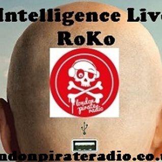 Intelligence LiVe.....RoKo