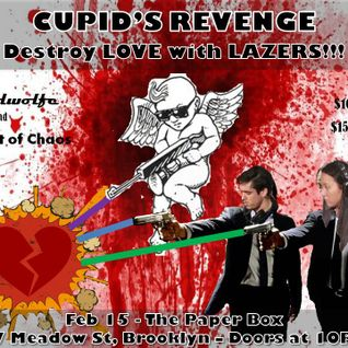 Cupid's Revenge - Destroy Love With Lazers! Live Mix