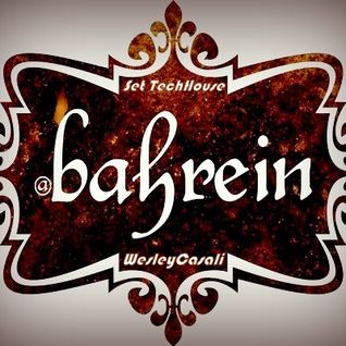 Wesley Casali - Set Tech House Bahrein (Jun 2014)