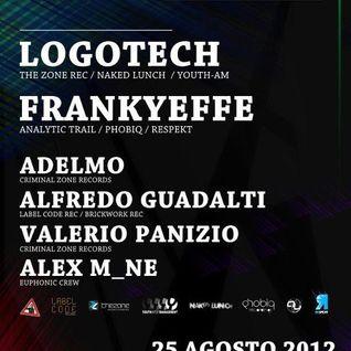 Set @ Acuto Festival 2012