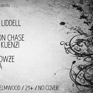 Paul Kuenzi & Brandon Chase - Live from Igloo @ Nektar 3.9.13