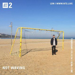 Not Waving - 1st December 2016