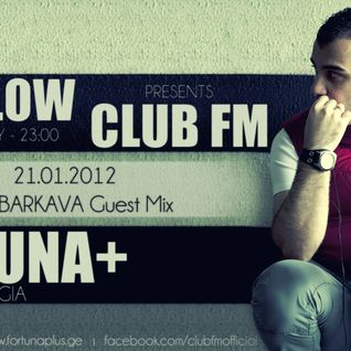 Gio Barkava Guest Mix @ Club FM with DJ Fellow (21.01.2012)