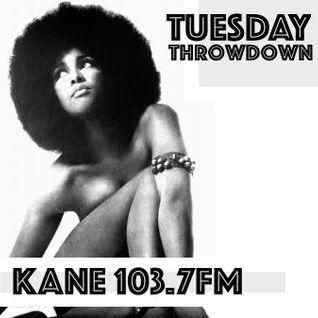 Tuesday Throwdown Show - Givin' Up The Funk