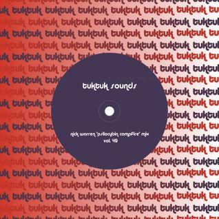 Nick Warren - Psilocybin Campfire Mix (02-10-2015)