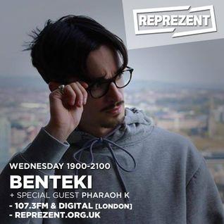 Reprezent Radio - Benteki w/ Pharaoh K