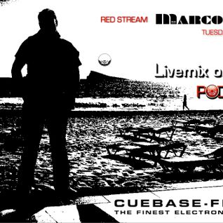 MARCOS DB (LIVEMIX ON VINYL PODCAST #02) CUEBASE-FM.DE RADIO