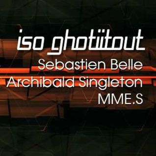 Live Dj Set @ Iso Ghotiitout (14/30/08) - Muscle Techno, Space Disco & Electro Set