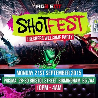 #ShotFestUK Bashment Mix - Mixed By @DJ Dottz And @InnaCityNash