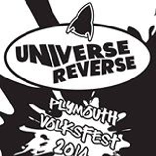 John Kelly @ Universe Reverse (The Time Machine) Volksfest, Plymouth, 25-5-14