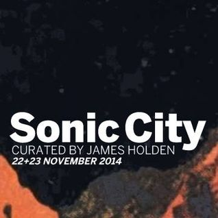 Mixtape Sonic City festival curated by James Holden 2014
