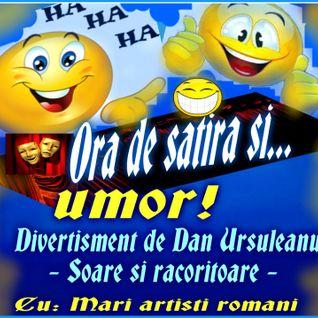 Divertisment -de- Dan Ursuleanu , doua ore de Soare si... racoritoare