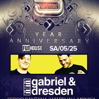 Gabriel and Dresden - Live @ Beta Nightclub (Denver, Colorado) - 25.05.2013