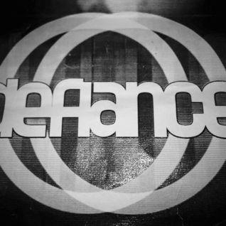 Impulse b2b Xstatic live @ Defiance vs Darkhouse