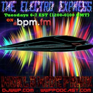 The Electro Express ep35 pres by World Wide Panik