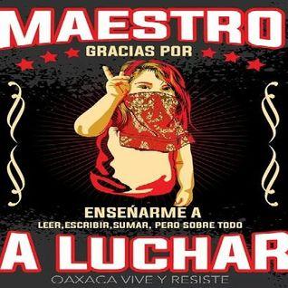 ¡Oaxaca Resiste!