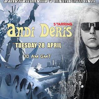 Blackdiamond's Metal Mayhem With Andi Deris, Helloween 28/4/15 Part 2