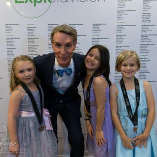 Bill Nye and Evanston Exploravision Winners Interview, June 7, 2013