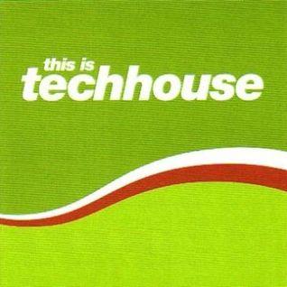 Pavel X. Rakusan - This Is Techhouse (mixtape rec)