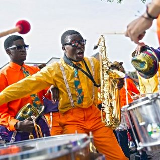 Mardi Gras! Carnival! Carnaval! Music from around the world 5 February 2016