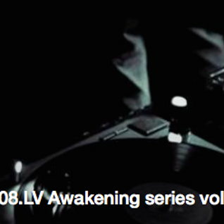Dj SairaM live vinyl set @808.LV Awakening series vol. 1