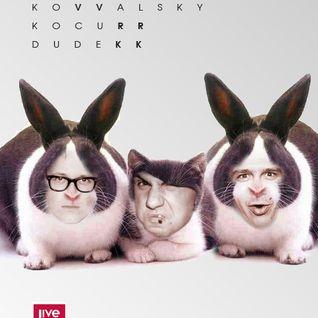 Dudekk aka Tumany DJs_volume 15