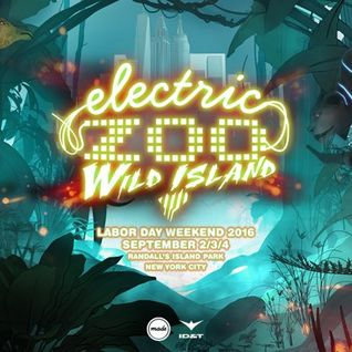 Steve Aoki - Live @ Electric Zoo (New York) - 03.09.2016