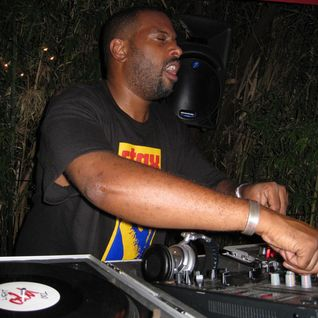 2009-10-25 - Theo Parrish @ The Do-Over, Los Angeles