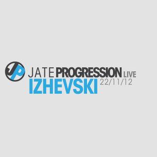 JATE Progression Live - Izhevski (2012.11.22.)