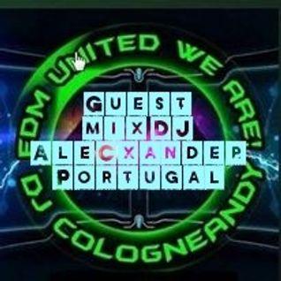 #EDM #unitedweare 2704 guest #edmmix AleCxander Dj #Portugal moderator #cologneandy #brw #Frechen