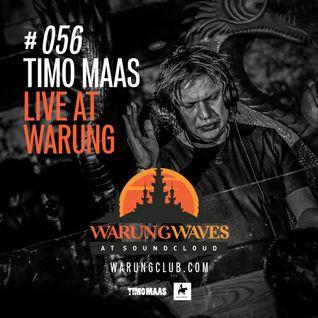 Timo Maas – Warung Waves #056