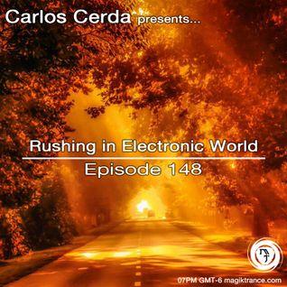 Carlos Cerda - RIEW 148 (07.06.16)