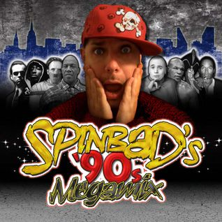 YDFJ - DJSPINBAD 90's MEGA MIX