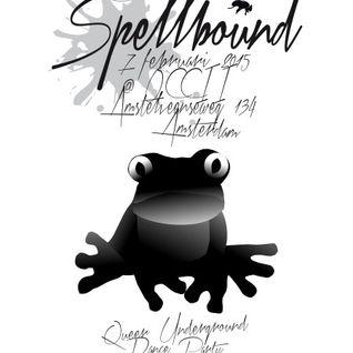 Spellbound @ OCCII (7 februari 2015 - DJ Set Martijn)