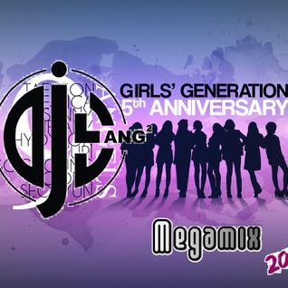 Girls Generation 5th Anniversary Megamix 2012