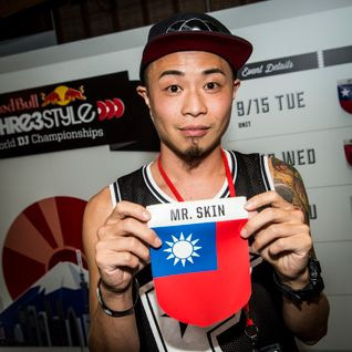 DJ Mr. Skin - Taiwan - World Finals 2015 - Night 5