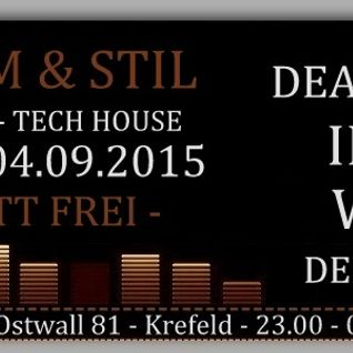 @ Deep Monkeys -After Party- Rhythm & Stil - - 05.09.2015 - P1 - REC CUT