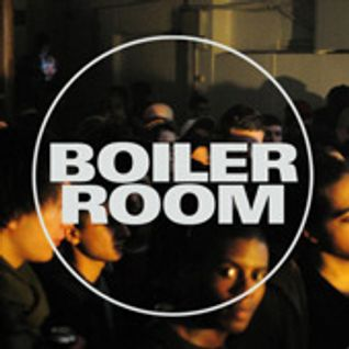 50 MIN MIX - BOILER ROOM #91 - HIP HOP SPECIAL
